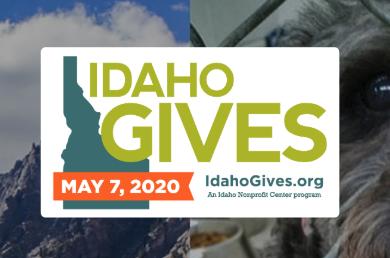 Upcoming Idaho Gives